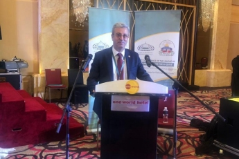 Filistin Halkı İle Dayanışma İçin, Kudüs ün İşgaline Engel Olma Amacı İle TBMM Heyetimiz İle Birlikte Malezya Kuala Lumpur da Konferansa Katılımımız.-01