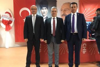 Genel Başkan Yardımcımız Umut Oran ve Karaman Milletvekilimiz Av.İsmail Atakan Ünver ile Birlikte CHP Karaman İl Kongresine Katılımımız.-05