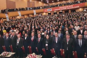 CHP Mersin İl Başkanlığı Kongresine Katılımımız.-01