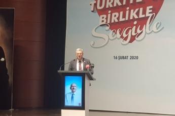 CHP Mersin İl Başkanlığı Kongresine Katılımımız.-02