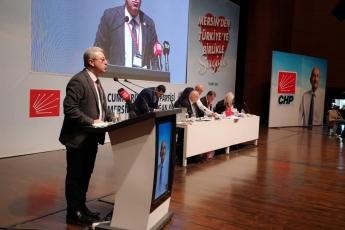 CHP Mersin İl Başkanlığı Kongresine Katılımımız.-03