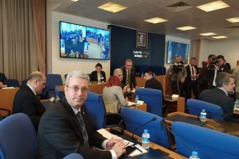 TBMM Plan ve Bütçe Komisyonu Bazı Kanunlarda Değişiklik Yapılmasına Dair Kanun Teklifi (2/2633) görüşmelerine Katılımımız.-01
