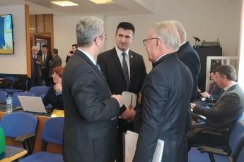 TBMM Plan ve Bütçe Komisyonu Bazı Kanunlarda Değişiklik Yapılmasına Dair Kanun Teklifi (2/2633) görüşmelerine Katılımımız.-02