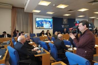 TBMM Plan ve Bütçe Komisyonu Bazı Kanunlarda Değişiklik Yapılmasına Dair Kanun Teklifi (2/2633) görüşmelerine Katılımımız.-03