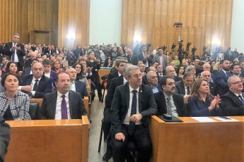 Ankara TBMM CHP Grup Toplantısına Katılımımız.-04