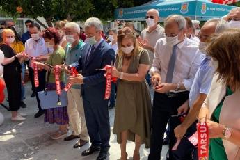 2020-07-17 -  Tarsus Belediye Başkanımızla birlikte Tarsus Belediyesi Bilim, Eğitim, Sanat ve Kültür Akademisi Açılışına Katıldık - 1
