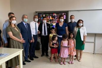 2020-07-17 -  Tarsus Belediye Başkanımızla birlikte Tarsus Belediyesi Bilim, Eğitim, Sanat ve Kültür Akademisi Açılışına Katıldık - 3