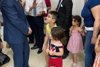 2020-07-17 -  Tarsus Belediye Başkanımızla birlikte Tarsus Belediyesi Bilim, Eğitim, Sanat ve Kültür Akademisi Açılışına Katıldık - 4