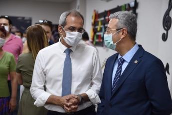 2020-07-17 -  Tarsus Belediye Başkanımızla birlikte Tarsus Belediyesi Bilim, Eğitim, Sanat ve Kültür Akademisi Açılışına Katıldık - 7