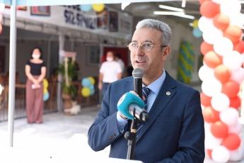 2020-07-17 -  Tarsus Belediye Başkanımızla birlikte Tarsus Belediyesi Bilim, Eğitim, Sanat ve Kültür Akademisi Açılışına Katıldık - 10