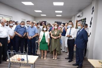 2020-07-17 -  Tarsus Belediye Başkanımızla birlikte Tarsus Belediyesi Bilim, Eğitim, Sanat ve Kültür Akademisi Açılışına Katıldık - 12