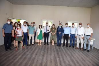 2020-07-17 -  Tarsus Belediye Başkanımızla birlikte Tarsus Belediyesi Bilim, Eğitim, Sanat ve Kültür Akademisi Açılışına Katıldık - 13