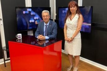 2020-07-17 - İçel Tv Nil Sezer ile Hayatın Trafiği Programına Katıldık - 1