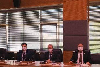 2020-07-22 - Anayasa ve Adalet Karma Komisyonu Toplantısına Katıldık - 1