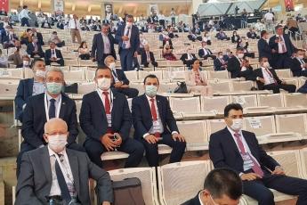 """2020-07-25- 37. Olağan Kurultayımızın parolası belli: """"Hedef İktidar""""  Cumhuriyet Halk Partisi iktidarı ile de tüm Türkiye'ye bahar gelecek - 1"""