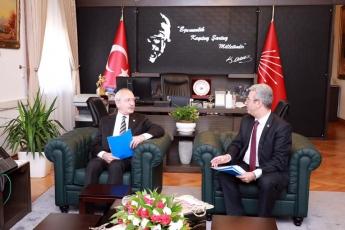 """Çok açık ve net bir şey diyeyim mi; """"Kendiniz için değil, bağlı bulunduğunuz ulus için elbirliği ile çalışınız. Çalışmaların en yükseği budur."""" (Mustafa Kemal Atatürk)..."""