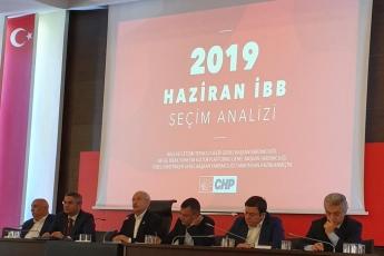 CHP Genel Merkezinde Genel Başkanımız Sayın Kemal Kılıçdaroğlu Başkanlığında; 31 Mart Yerel Seçimleri ve 23 Haziran'da Yenilenen İstanbul Seçim Sürecinin Değerlendirmesine Katılımımız.-01
