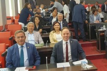 CHP Genel Merkezinde Genel Başkanımız Sayın Kemal Kılıçdaroğlu Başkanlığında; 31 Mart Yerel Seçimleri ve 23 Haziran'da Yenilenen İstanbul Seçim Sürecinin Değerlendirmesine Katılımımız.-02
