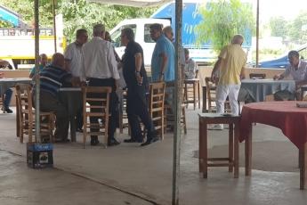 Mersin Karaduvar Mahallesinde Kahve ve Esnaf Ziyareti.-02
