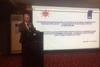 Mersin Atlıhan Hotel'de Roman Medya Ağı Sempozyumuna (Güçlü Roman Sesi) Katılımımız.-01