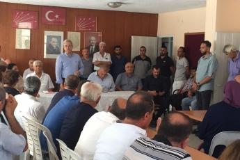 CHP Tarsus İlçe Başkanlığı ve Örgütümüzü Ziyaretimiz.-02