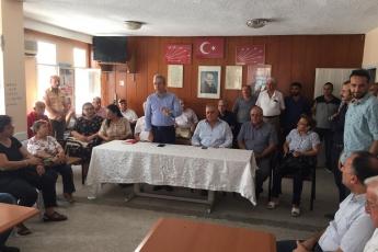 CHP Tarsus İlçe Başkanlığı ve Örgütümüzü Ziyaretimiz.-03