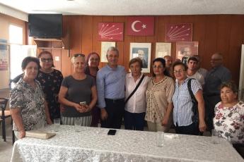 CHP Tarsus İlçe Başkanlığı ve Örgütümüzü Ziyaretimiz.-04