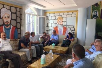 Tarsus Yenice Sıdkı Baba Cemevini Ziyaretimiz.-01