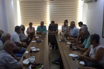 Mersin CHP Mezitli İlçe Başkanlığı ve Örgütümüzü Ziyaretimiz.-01