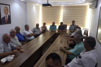 Mersin CHP Mezitli İlçe Başkanlığı ve Örgütümüzü Ziyaretimiz.-02