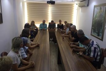 Mersin CHP Mezitli İlçe Başkanlığı Kadın Kollarımızla Buluşmamız.