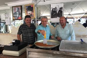 CHP Mezitli İlçe Başkanı Ahmet Serkan Tuncer İle Mezitli Esnafımızı Ziyaretimiz.-11