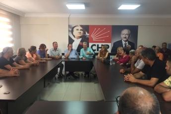 CHP Yenişehir İlçe Başkanlığı ve Örgütümüzü Ziyaretimiz.-02