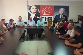 CHP Yenişehir İlçe Başkanlığı ve Örgütümüzü Ziyaretimiz.-03