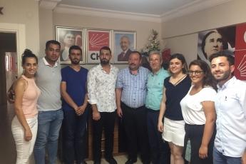 CHP Yenişehir İlçe Gençlik Kolları İle Buluşmamız.