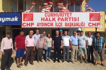 CHP Aydıncık Örgütümüzü Ziyaretimiz.-03
