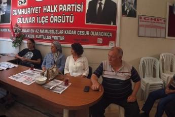 CHP Gülnar İlçe Örgütümüzü Ziyaretimiz.-02