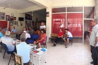 CHP Mut İlçe Örgütümüzü Ziyaretimiz.-02