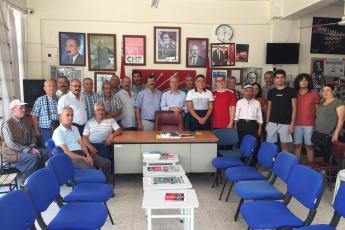 CHP Mut İlçe Örgütümüzü Ziyaretimiz.-03