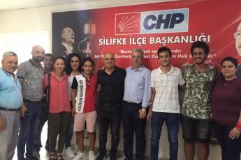 CHP Silifke İlçe Örgütümüzü Ziyaretimiz.-03