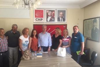 CHP Erdemli İlçe Örgütümüzü Ziyaretimiz.-01